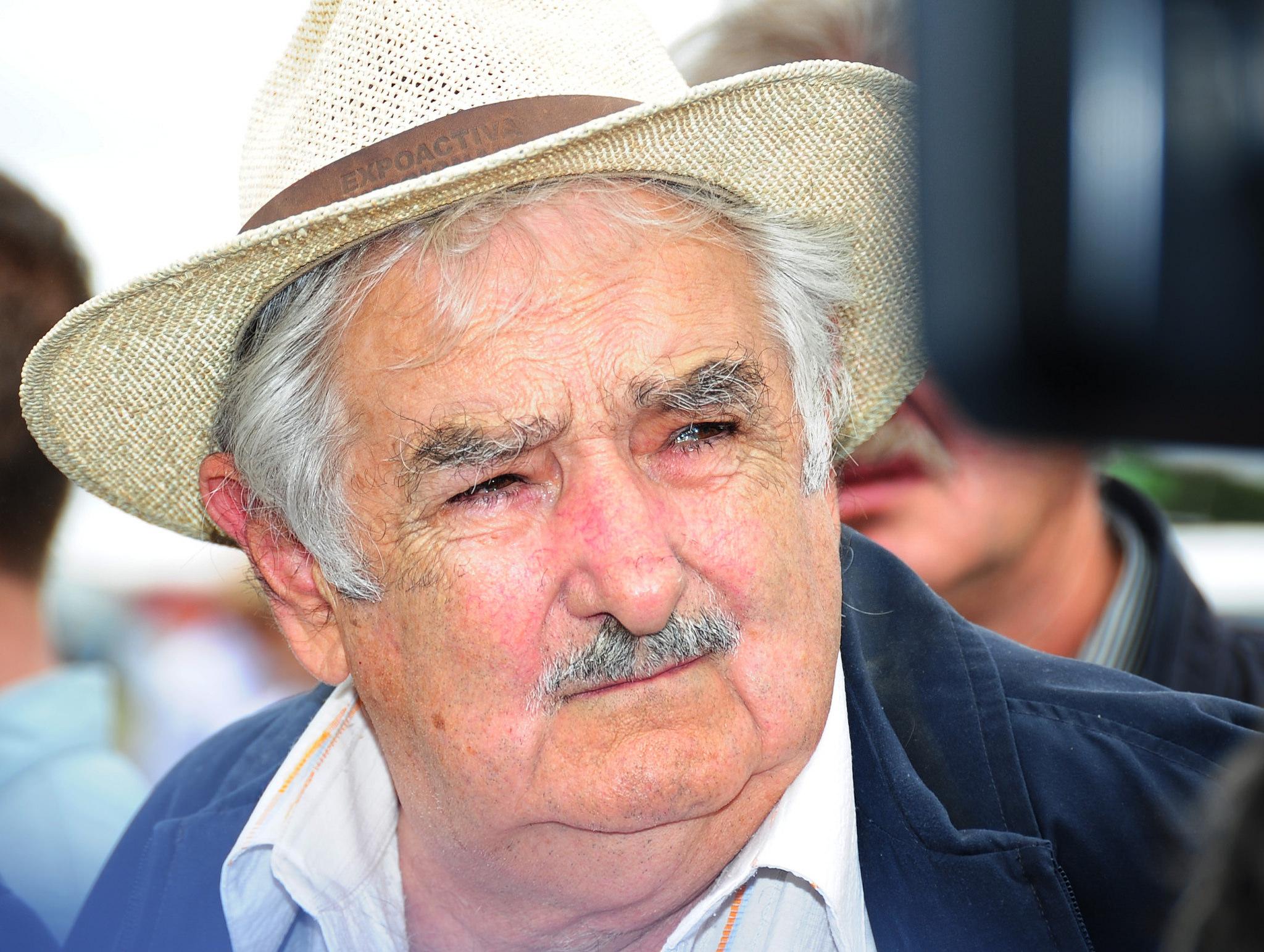 Josè Mujica e legalizzazione della cannabis in Uruguay
