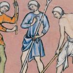 I tessuti di canapa nell'Italia medioevale
