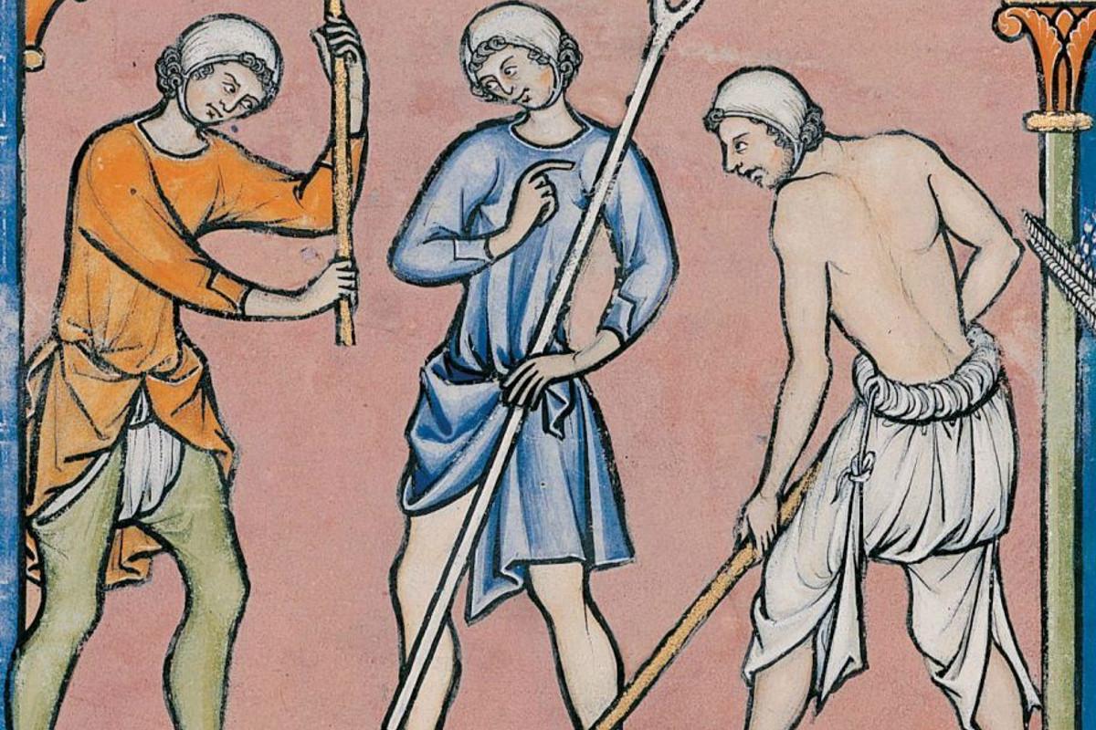 canapa nel medioevo